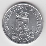 @Y@    Nederlandse Antillen   2 1/2  Cent  1980 ( 4629 ) - Antilles Neérlandaises