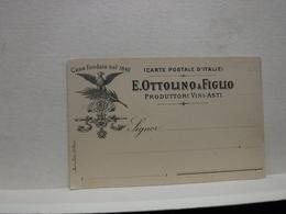 ASTI   --DISTILLERIA - VINO -UVA -- ACCESSORI  - E. OTTOLINI & FIGLIO - Vigne