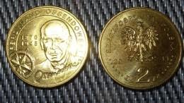 Ferdynand Ossendowski - 2011 POLAND - 2zł Collectible/Commemorative Coin POLONIA - Poland