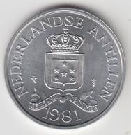 @Y@    Nederlandse Antillen   2 1/2  Cent  1981 ( 4630 ) - Antilles Neérlandaises