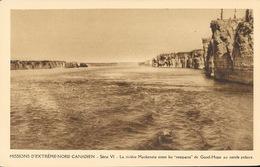 Missions Nord Canadien Série VI - La Rivière Mackenzie Entre Les Remparts De Good-Home Au Cercle Polaire - Missionen