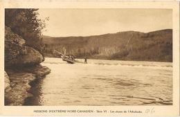 Missions Extrême Nord Canadien, Série VI - Les Chutes De L'Athabaska - Missionen