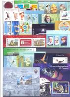 2019. Kyrgyzstan, Complete Year Set 2019, 57v + 12/s/s + Sheetlet, Mint/** - Kyrgyzstan