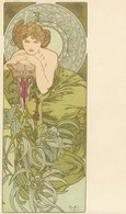 SERIE PIERRES PRECIEUSES ( ALPHONSE MUCHA ) - Mucha, Alphonse