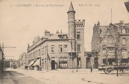 Lille Canteleu LP 5 Avenue De Dunkerque Peu Courant TBE - Lille