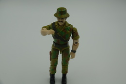 Vintage ACTION FIGURE THE CORPS : TONY TANNER [the Corps] -Original LANARD 1986 - No Hasbro - GI JOE - Action Man