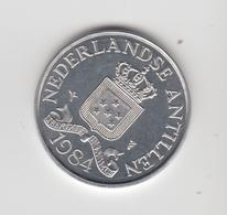 @Y@    Nederlandse Antillen   2 1/2  Cent  1984 ( 4633 ) - Antilles Neérlandaises