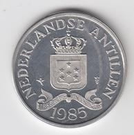 @Y@    Nederlandse Antillen   2 1/2  Cent  1985 ( 4634 ) - Antilles Neérlandaises