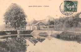 Dampierre Canal Du Rhône Au Rhin Péniche Péniches écluse - Dampierre