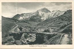 05 - LA MEIJE Et Le Pont Du CHAZELET - France