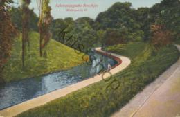 Den Haag - Scheveningsche Boschjes - Waterpartij II  [ET-179 - Den Haag ('s-Gravenhage)