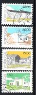 N° 1725 / 1728 - 1988 - 1910-... République