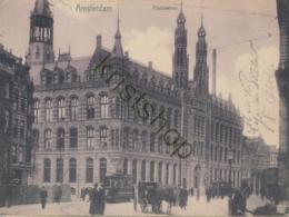 Amsterdam - Postkantoor  [EZ-018 - Amsterdam