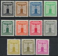 Deutsches Reich Dienst 144/54 ** Postfrisch 1 Wert * - Dienstpost