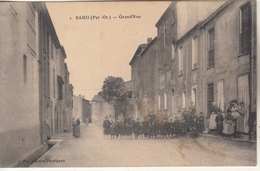 BAHO (Pyr-Or)  Grand'Rue - France
