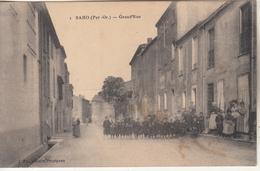 BAHO (Pyr-Or)  Grand'Rue - Autres Communes