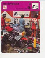 Palmarès CM Baker En Photo (Agostini Ubbiali Hailwood Nieto Surtees) Fiche Motocyclisme Sport FICH-Moto-3 - Sports