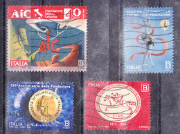 2019 AIC-GINNASTICA-SARDEGNA-OFTALMOLOGIA USATO - 6. 1946-.. Republic