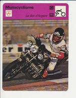 Le Bol D'Argent 1978 André Arimondo Honda 1000 CBX Fiche Motocyclisme Sport FICH-Moto-3 - Sports