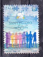 2018  SANT' EGIDIO USATO - 6. 1946-.. Republic