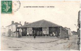 85 LA MOTHE-ACHARD - Les Halles - La Mothe Achard