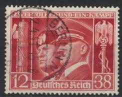 Deutsches Reich 763 O - Usados