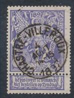 "Expositions - N°71 Obl Simple Cercle ""Chastre-villeroux"" . Superbe ! - 1894-1896 Ausstellungen"