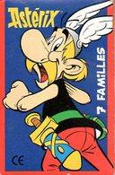 Jeu Des 7 Familles Astérix (cartes à Jouer) - Cartes à Jouer Classiques