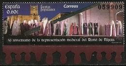 2019-ED. 5332 -50 Aniv. De La Representación Medieval Del Reino De Nájera -NUEVO - 1931-Heute: 2. Rep. - ... Juan Carlos I