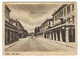 2882 - MESTRE VENEZIA VIA PIAVE ANIMATA 1942 - Italy
