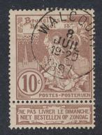 "Expositions - N°73 Obl Simple Cercle ""Walcourt"" - 1894-1896 Ausstellungen"