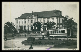 PORTO - HOSPITAIS - Hospital Da Lapa.( Ed. JO Nº 90) Carte Postale - Porto