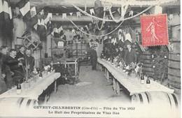 Gevrey Chambertin   Fete Du Vin 1925 - Gevrey Chambertin