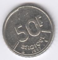 BELGIQUE 1987: 50 Francs, KM 168 - 1951-1993: Baudouin I