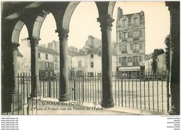 K. 94 SAINT-MAUR. Place D'Armes Boucherie Et Coiffeur - Saint Maur Des Fosses