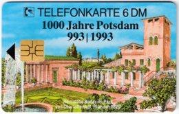 GERMANY O-Serie B-403 - 163 02.95 - Painting, Historic Scene, Anniversary, Potsdam - MINT - Alemania