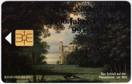 GERMANY O-Serie B-412 - 188A 08.93 - Painting, Historic Scene, Anniversary, Potsdam - MINT - Alemania