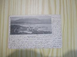 Ajaccio (20).Panorama. - Ajaccio