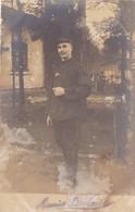 72. LA FERTE.BERNARD (HABITANT DE). LETTRE- PHOTO D'UN PRISONNIER DE GUERRE AU CAMP DE KÖNIGSBRUCK LE 11 JANVIER 1917 - War 1914-18