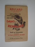 Serrurerie -catalogue BRICARD Serrures à Canon Blindé - Artesanos