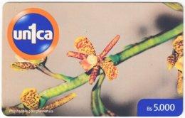 VENEZUELA B-431 Prepaid Un1ca - Plant, Flower - Used - Venezuela