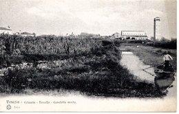 VENEZIA - ESTUARIO - Torcello, Canaletta Morta, Ed. Brunner Como Zurigo, Stab. Eliografico, Um 1900 - Venezia (Venice)