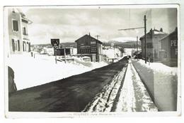 LES ROUSSES - Route De La Dôle - Bon état - Circulée 1939 - Autres Communes