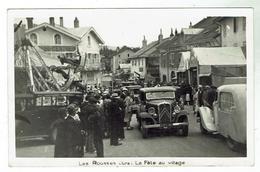 LES ROUSSES - La Fête Au Village - Bon état - France