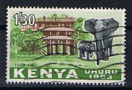 Kenia Y/T 10 (0) - Kenya (1963-...)