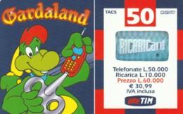 RICARICA TIM GAR-M GIU02 (6526 (RH65 - [2] Sim Cards, Prepaid & Refills