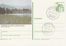 """Bundesrepublik Deutschland / 1980 / Bildpostkarte """"IFFELDORF"""" Mit Bildgleichem Stempel (5625) - [7] Federal Republic"""