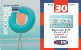 TIM 2179 RIC30-K SET07 (4223 (RH512 - [2] Sim Cards, Prepaid & Refills
