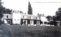 Cellettes - Chateau De Lutaine - France