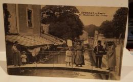 Carte Postale Ancienne- Epernay - Lavoir Du Boulevard Du Cubry - Epernay